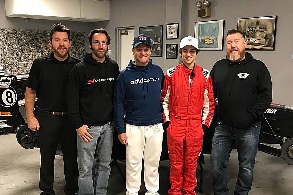 Formula 4 Noticias Hijo de Barrichello, Eduardo estará en F4