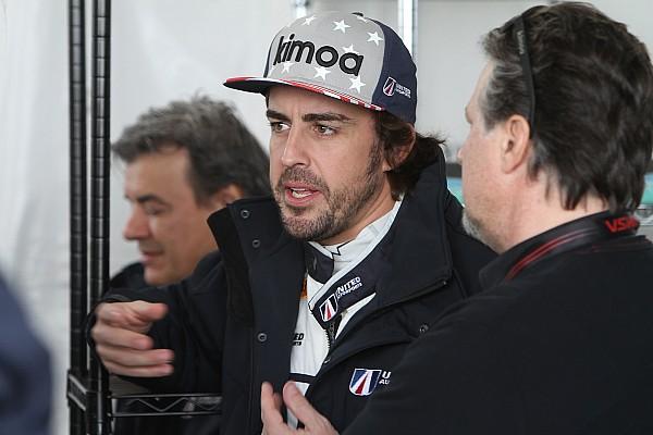 24 heures du Mans Actualités Alonso désormais