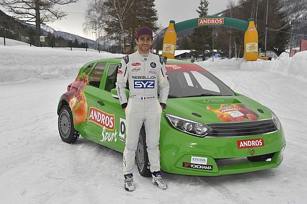Nico Prost disputerà il Trophée Andros con un'auto elettrica