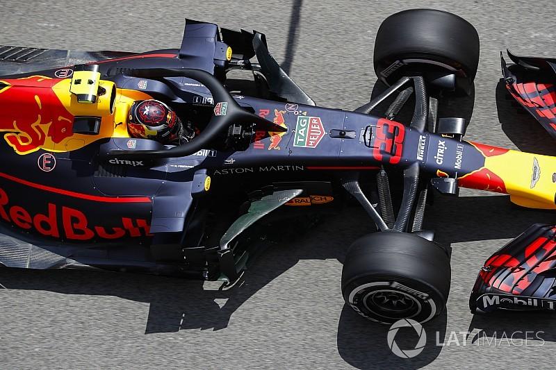 En detalle las actualizaciones del Red Bull Racing