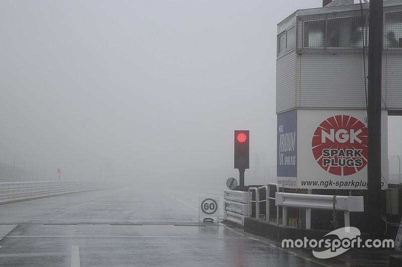 Weather forces Autopolis Super Formula race cancellation