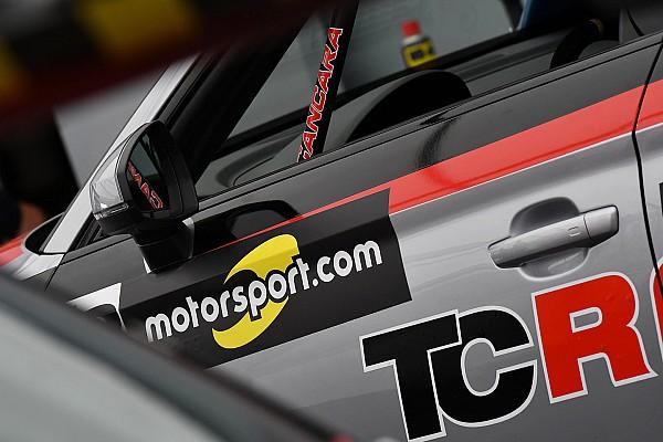 TCR Motorsport.com news Motorsport Network to be 2018 season media partner of TCR Europe Series