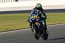 Ereignisreicher Test für Rossi: