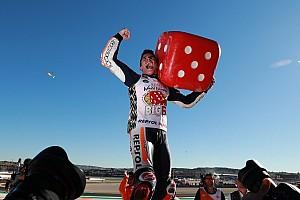 MotoGP Noticias de última hora Palabra de campeón: