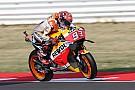 Marquez dan Pedrosa uji coba mesin 2017