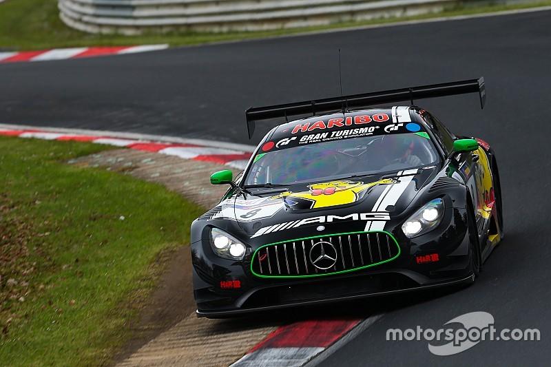 VLN: Haribo Racing gewinnt 6. Saisonlauf auf der Nordschleife für Mercedes