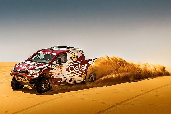 Аль-Аттия выиграл второй этап Кубка мира по ралли-рейдам