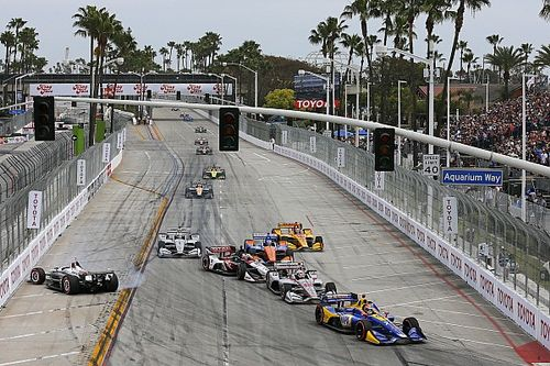 GP of Long Beach to be IndyCar season finale in 2021