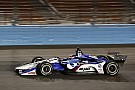 Rahal team dominates IndyCar night testing at Phoenix
