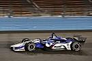 IndyCar Команда Rahal домінувала на нічних тестах IndyCar у Фініксі