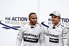 Rosberg, Hamilton'la yeniden arkadaş olmaya hazır