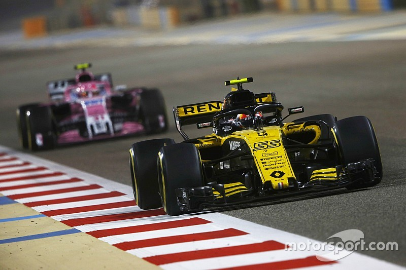 Catching Renault now