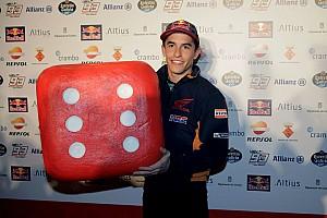 MotoGP Actualités Márquez proche d'une prolongation anticipée avec Honda?