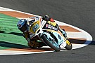 Moto3 Rodrigo fue el más rápido en las pruebas de Moto3 en Valencia