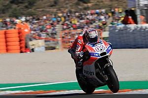 MotoGP Breaking news Dovizioso: Lorenzo didn't hold me up despite team orders