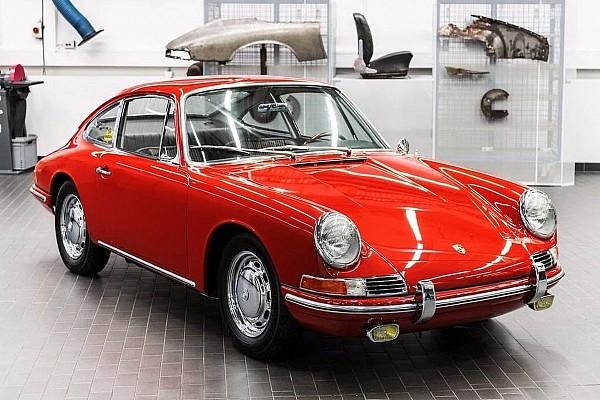 General 速報ニュース 最古の911/901、オリジナル車両がポルシェ・ミュージアムで一般公開