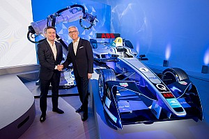 Formule E Actualités La Formule E dévoile son premier sponsor titre