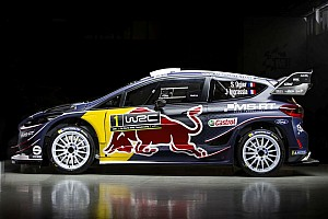 Fotogallery: ecco la livrea 2018 delle Ford Fiesta WRC di Ogier ed Evans