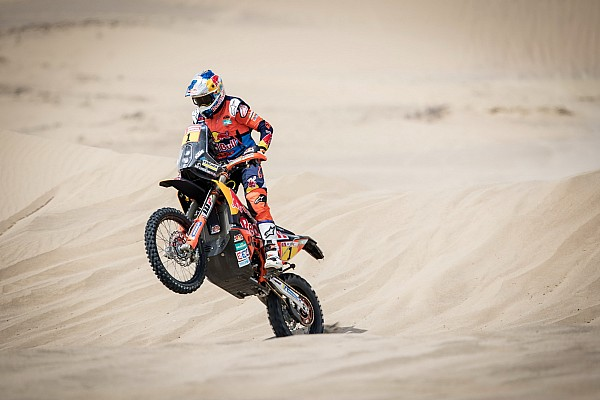 Dakar 2018, Stage 3: Sunderland retakes lead, Barreda suffers