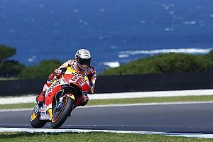 MotoGP Qualifyingbericht MotoGP 2017 auf Phillip Island: Pole für Marquez, Dovizioso nur Elfter