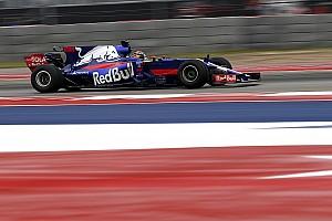 Формула 1 Новость Хартли потеряет на старте в Остине 25 позиций