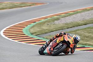 MotoGP Breaking news Suzuki pair say Espargaro deserved penalty for crash