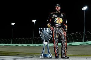 NASCAR Cup News NASCAR-Meister Truex zum Sportler des Jahres ausgezeichnet