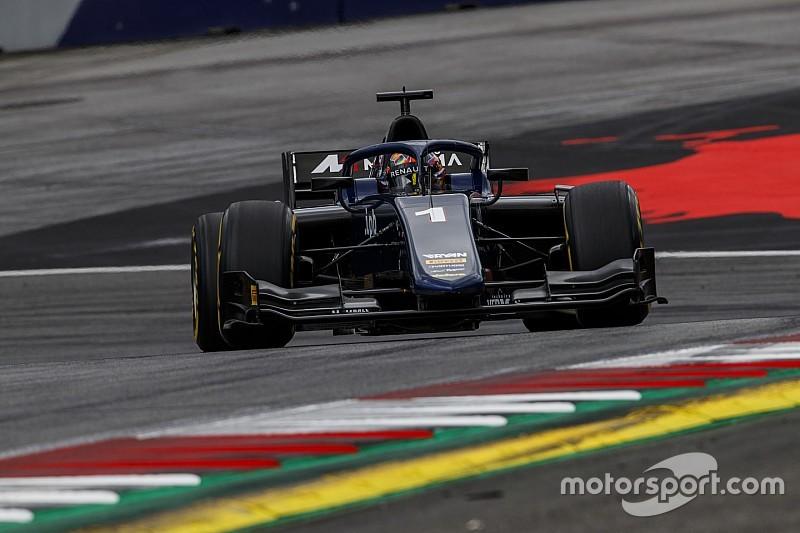 Ф2 у Шпільберзі: Маркелов виграв гонку, Расселл очолив залік
