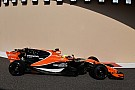 Formule 1 Afscheid van McLaren