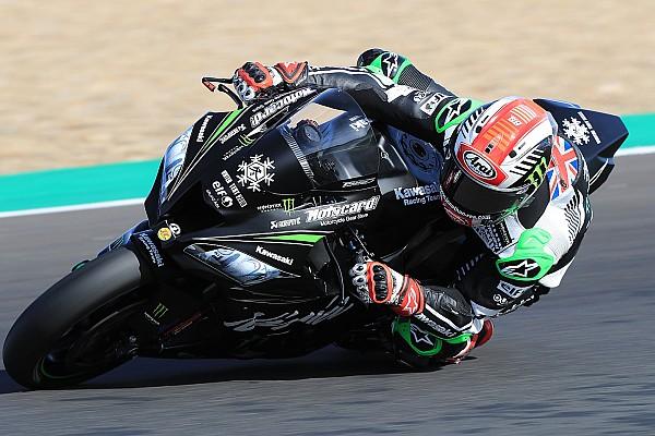 WSBK Test Test Jerez, Giorno 1: Rea subito un fulmine. Debutto della Ducati V4