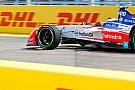 Formule E Sorti de piste, Rosenqvist ne regrette rien