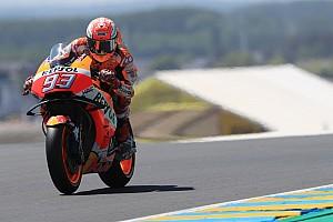 MotoGP Relato da corrida Márquez aproveita erros de rivais e vence 3ª seguida