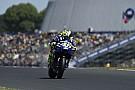 Valentino Rossi positif après son podium au Mans