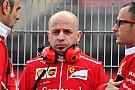 Formula 1 Chief designer Resta leaves Ferrari for Sauber