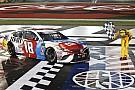 NASCAR Sprint Cup Kyle Busch gana por primera vez en Charlotte