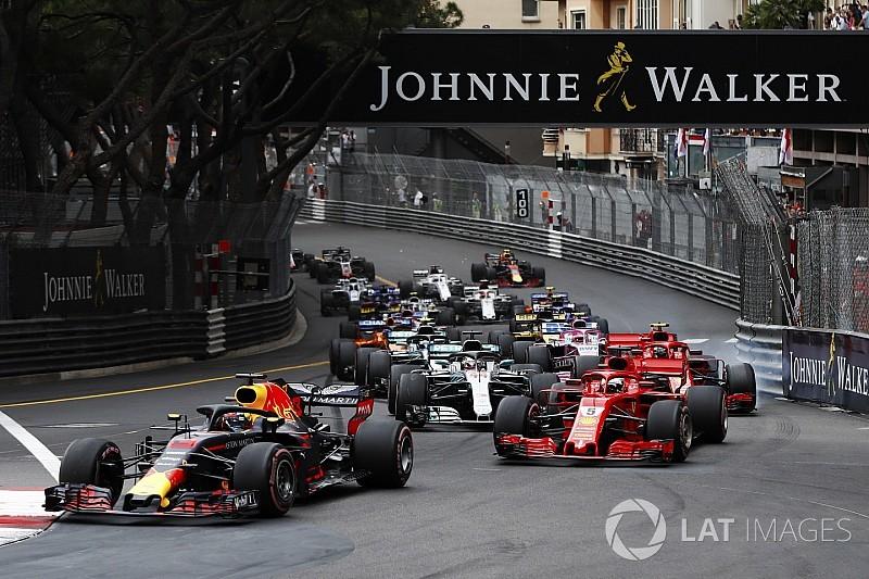La F1 quiere pistas que ofrezcan un buen espectáculo