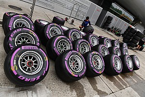 Formula 1 Breaking news Ultrasofts dominate Austrian GP tyre choices