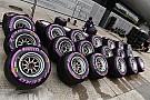 Pirelli ha annunciato mescole e set obbligatori per il GP di Francia di F1