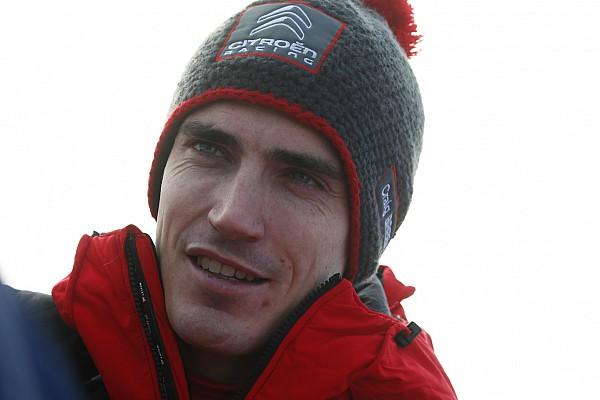 WRC News Craig Breen: Vom WRC-Podium auf die Reservebank