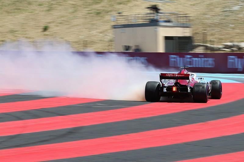 Marcus Ericsson: Der Wind war Schuld am Feuerunfall!