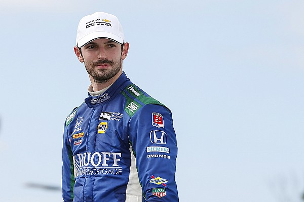 IndyCar Rossi's hard lessons learned in Detroit