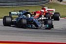 Formula 1 Fotogallery: Hamilton batte le Ferrari nel GP degli Stati Uniti di F.1