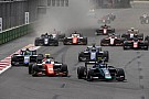 FIA F2 La F2 ha svolto a Magny Cours i test per risolvere i problemi alla frizione