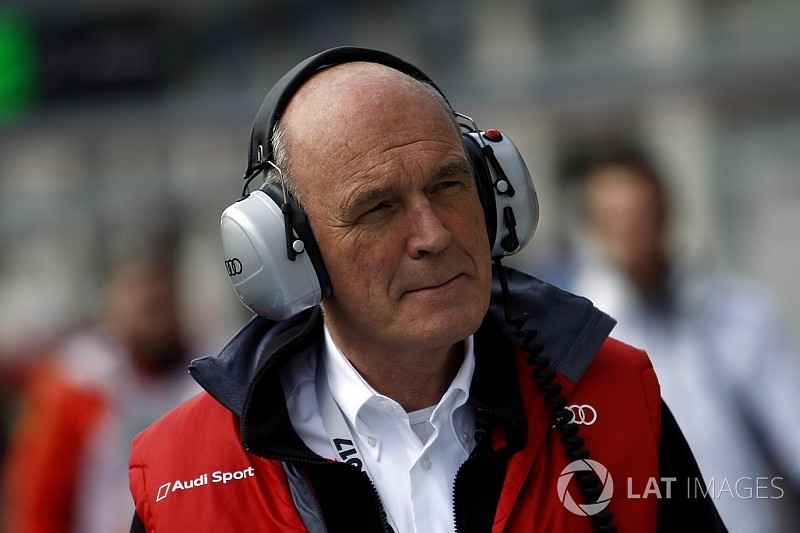 "Wolfgang Ullrich: ""Formel E ist total anders"""