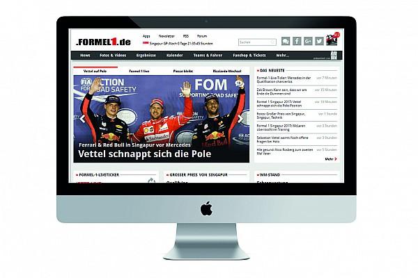 General Informations Motorsport.com Motorsport Network fait l'acquisition de sport media group en Allemagne