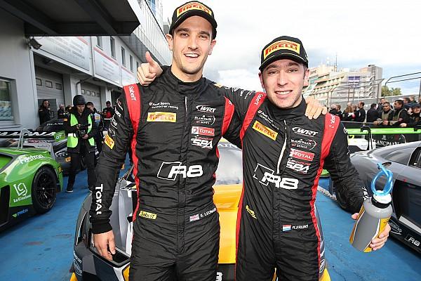 Frijns regala all'Audi la pole nel round finale di Barcellona