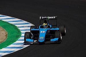 GP3 Reporte de la carrera Victoria de Lorandi en Jerez y título de la GP3 para Russell