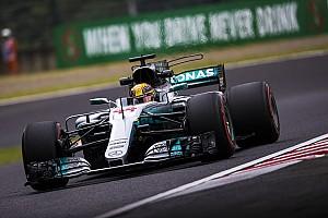 Formula 1 Qualifying report GP Jepang:  Hamilton akhirnya raih pole Suzuka, Vettel start kedua