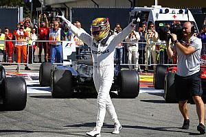 هاميلتون يُسيطر في مونزا ويتصدّر ترتيب بطولة السائقين