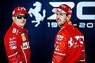 Formula 1 F1 gridinin en yaşlı kadrosu Ferrari, en genç kadrosu Williams'ta